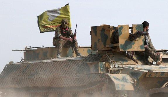 ABD, YPG'yi beslemeye devam ediyor