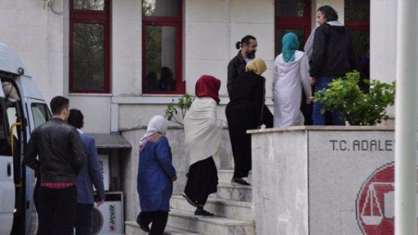 Afyon'da FETÖ ablalarına operasyon, 17 tutuklama
