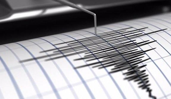 Akdeniz'de ardı ardına deprem oldu