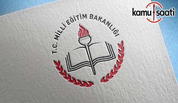 Ankara İl MEM 2017 Yılı Yöneticiliği Münhal Bulunan Eğitim Kurumları