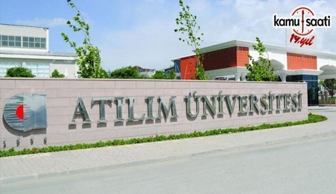 Atılım Üniversitesi Yaz Öğretimi Yönetmeliği