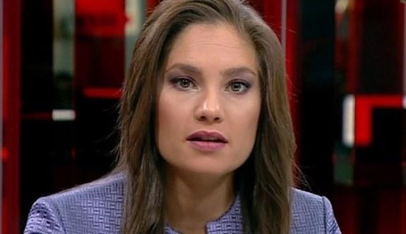 CNN Türk'ten flaş karar - Nevşin Mengü'yü yayından çekti