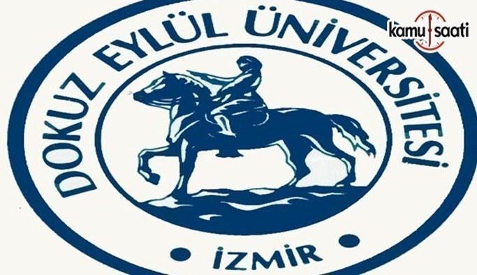 Dokuz Eylül Üniversitesi Lisansüstü Eğitim ve Öğretim Yönetmeliğinde Değişiklik Yapıldı