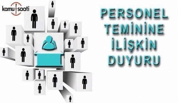 DPB'den mahalli idarelerin personel teminine ilişkin önemli duyuru