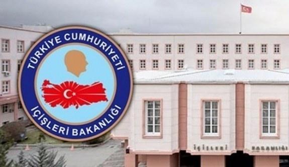 İçişleri Bakanlığı'ndan flaş operasyon açıklaması