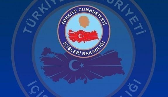 İçişleri Bakanlığı'nın 1545 personel alımı bugün başlıyor
