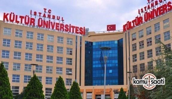İstanbul Kültür Üniversitesi'nin 4 yönetmeliği yürürlükten kaldırıldı
