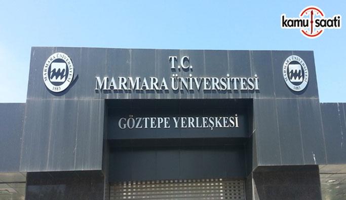 Marmara Üniversitesi Diş Hekimliği Uygulama ve Araştırma Merkezi Yönetmeliği