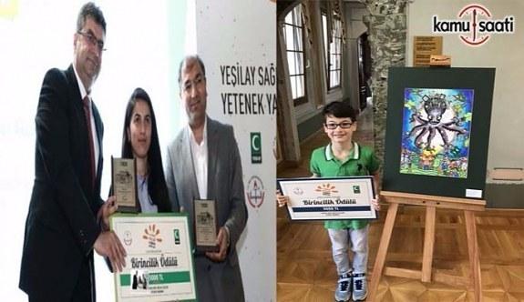 """""""Sağlıklı Nesil Sağlıklı Gelecek Yarışması"""" ödül töreni"""