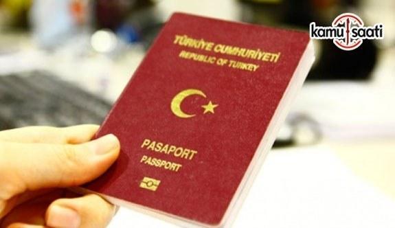Türkiye'de yatırım yapan yabancıya vatandaşlık hakkı Resmi Gazete'de yayımlandı
