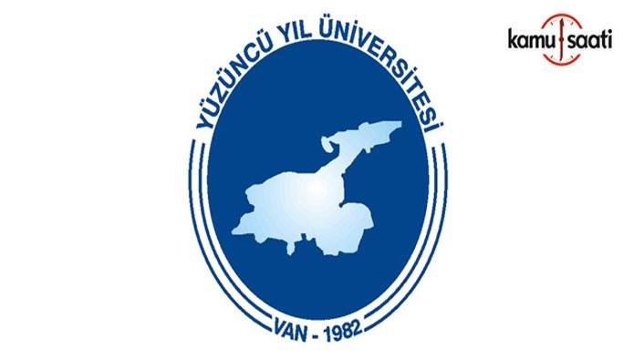 Yüzüncü Yıl Üniversitesi Biyoteknoloji Uygulama ve Araştırma Merkezi Yönetmeliği