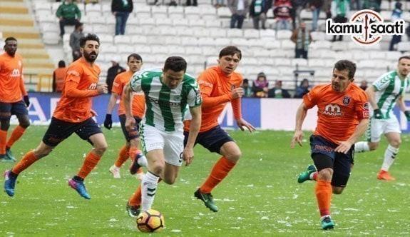 Ziraat Türkiye Kupası Final Başakşehir-Konya Muhtemel İlk 11'ler