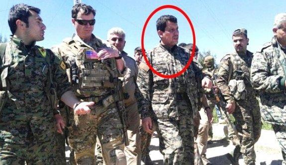 ABD'li komutanla poz veren YPG'li terörist Cemil Mazlum öldürüldü