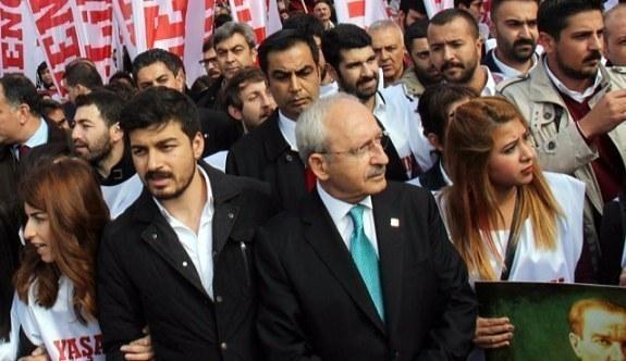 AKP'den CHP yürüyüşüne sert tepki: Akıl tutulması...
