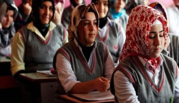 Anadolu İmam Hatip Lisesi Haftalık Ders Çizelgeleri 2017-2018