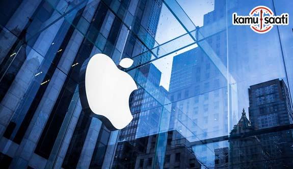 Apple çevre için 1 milyar dolarlık tahvil çıkarıyor