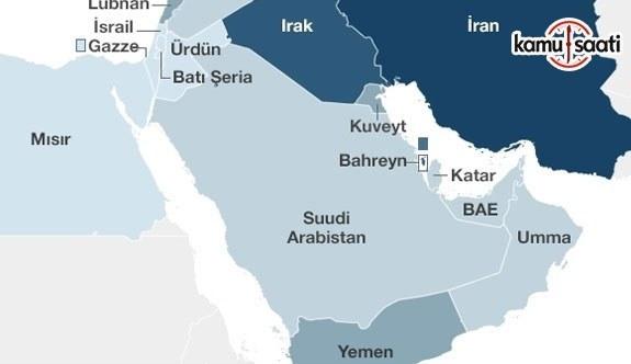 Arap ülkeleri ile Katar arasında arabulucu ülke: Kuveyt