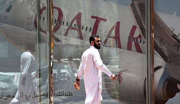 Arap ülkelerinin Katar vatandaşlarına verdiği süre doldu
