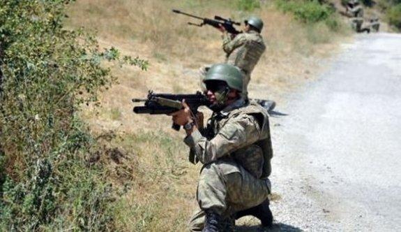 Bingöl'de çatışma, 2 asker yaralı