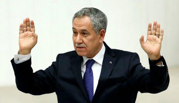 Bülent Arınç'tan Enis Berberoğlu açıklaması