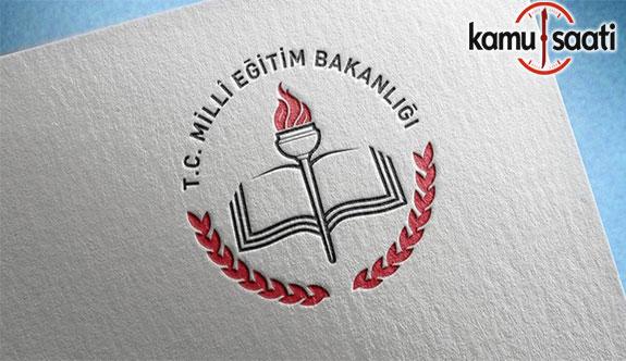 Bursa, İzmir İl İçi Yer değiştirme ve Atama Sonuçları 2017