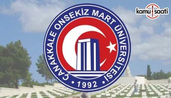Çanakkale Onsekiz Mart Üniversitesi Turizm Uygulama ve Araştırma Merkezi Yönetmeliği