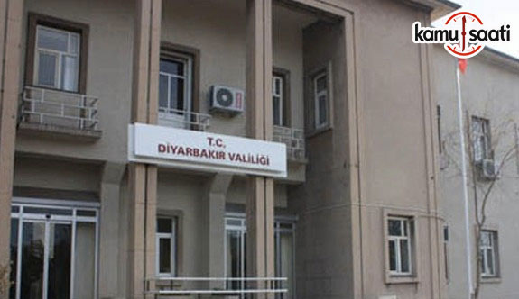 Diyarbakır Valiliğinden operasyon açıklaması - 19 Haziran 2017