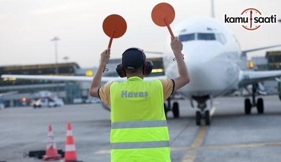 Havalimanları Yer Hizmetleri Yönetmeliği'nde Değişiklik Yapıldı