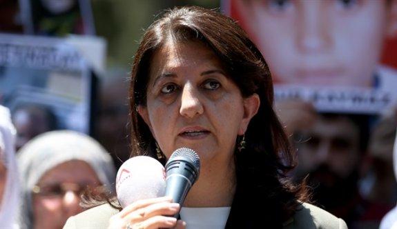 HDP İstanbul Milletvekili Buldan gözaltına alındı