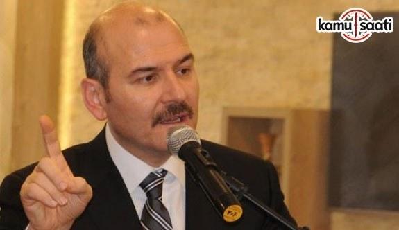 İçişleri Bakanı Soylu: Teröristler hayvan gibi mağaralarda saklanıyor