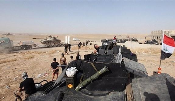 Irak ordusu Musul'da eski şehir bölgesine girdi