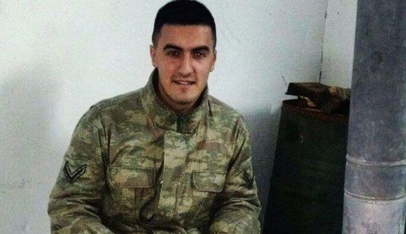 İzmir'de asker Halil Ersoy şehit oldu