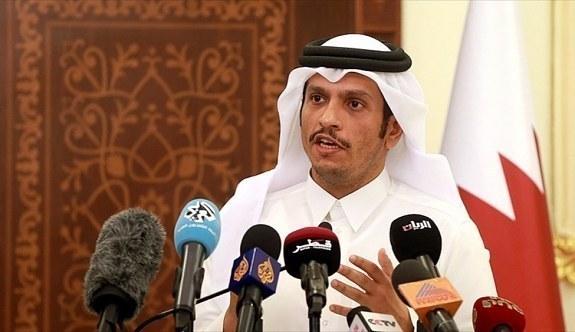 Katar'dan Trump ve Arabistan'a cevap