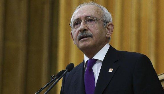 Kılıçdaroğlu: Yarın Ankara'da yürüyüş başlatacağız.''