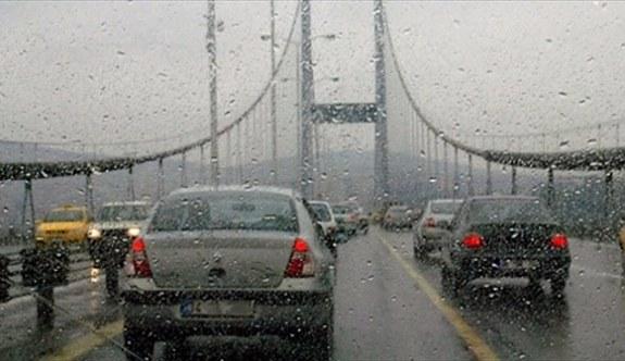 Meteoroloji'den İstanbul'a uyarı - Saat verdi