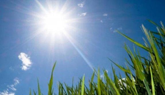 Meteoroloji'den beklenen sıcak hava haberi geldi