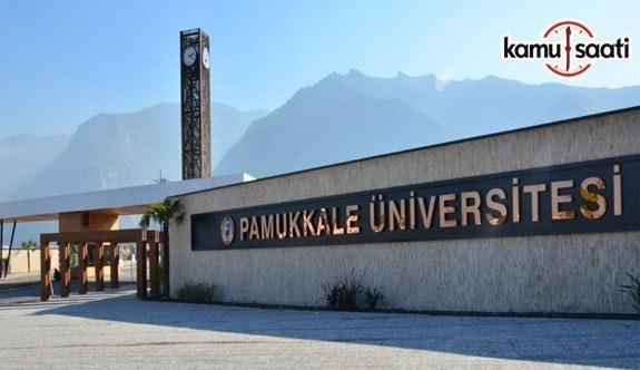Pamukkale Üniversitesi Yaz Dönemi Eğitim ve Öğretim Yönetmeliğinde Değişiklik Yapıldı - 15 Haziran 2017