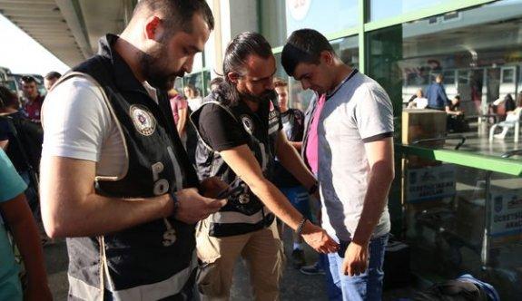 Tüm Türkiye'de 'Huzur Arefe Operasyonu'