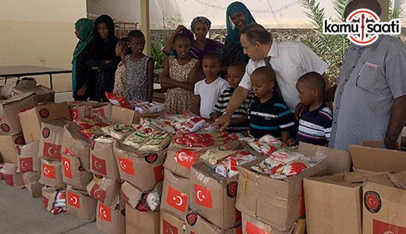 Türkiye İnsani Yardımda En Cömert Ülke Konumunda