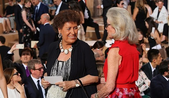 Ünlü moda tasarımcısı Carla Fendi hayatını kaybetti