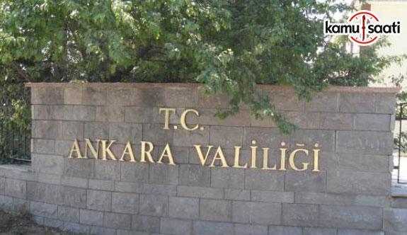 Valilikten Kılıçdaroğlu'nun başlatacağı yürüyüşle ilgili açıklama