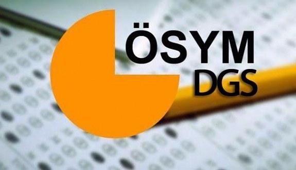 2017 DGS sınav giriş yerleri açıklandı - ÖSYM AİS