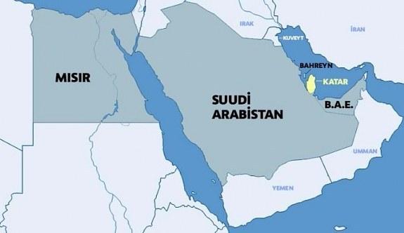 4 ülkeden flaş Katar kararı