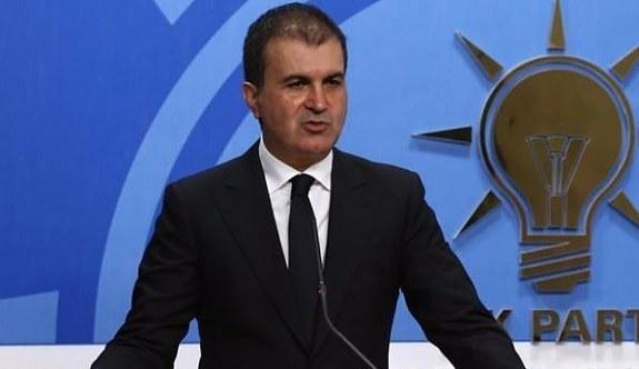 AB Bakanı Çelik'ten AP'nin skandal Türkiye raporuna tepki