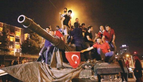 ABD'den Türkiye'ye 15 Temmuz mesajı