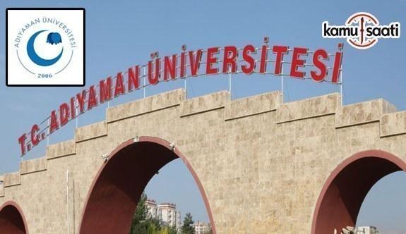 Adıyaman Üniversitesi Deney Hayvanları Üretim Uygulama ve Araştırma Merkezi Yönetmeliği