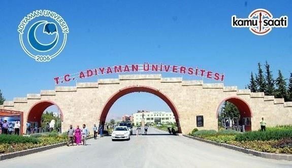 Adıyaman Üniversitesi Kent Kültürü Uygulama ve Araştırma Merkezi Yönetmeliği