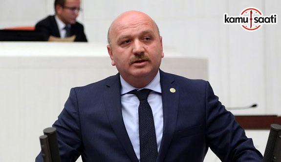 """AK Parti Ordu Milletvekili Metin Gündoğdu """"Türkiye, Türkiye'den Büyüktür"""""""