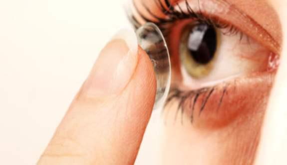 Akıllı lensler ile gözlük kullanımına son