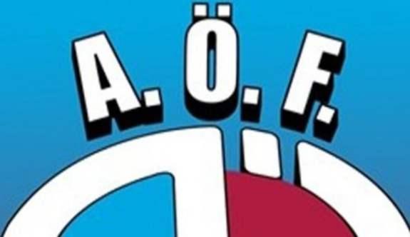 AÖF Önlisans 2 Yıllık Bölümleri ve Kontenjanları 2017